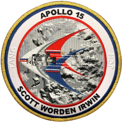 Apollo 15 Commemorative Mission