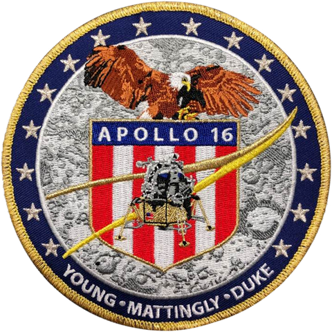 Apollo 16 Commemorative Mission
