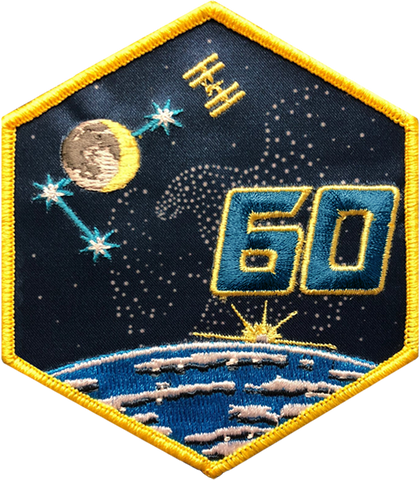Expedition 60 (Mfg. Error)