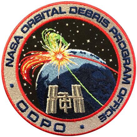 NASA ODPO - Space Patches