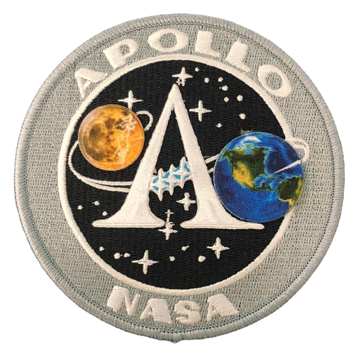 Apollo Program - Space Patches
