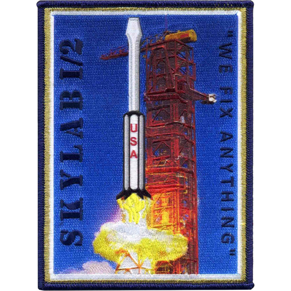 Skylab I/2 Spirit - Space Patches