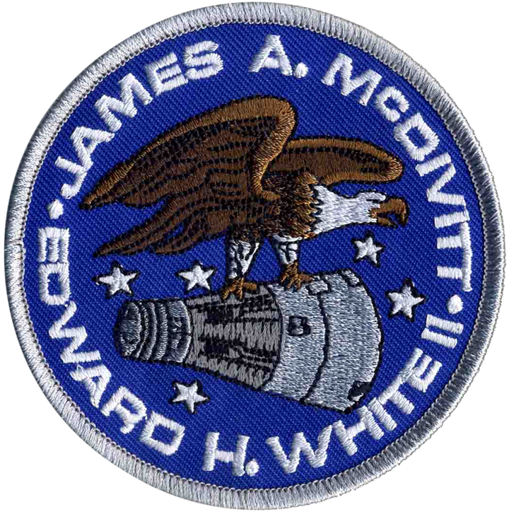 Gemini 4 - Space Patches