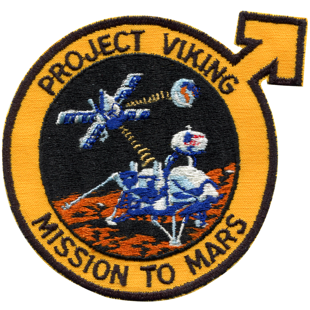 The Viking Program - Space Patches