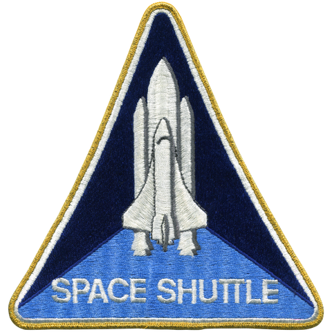 Shuttle Program Back-Patch