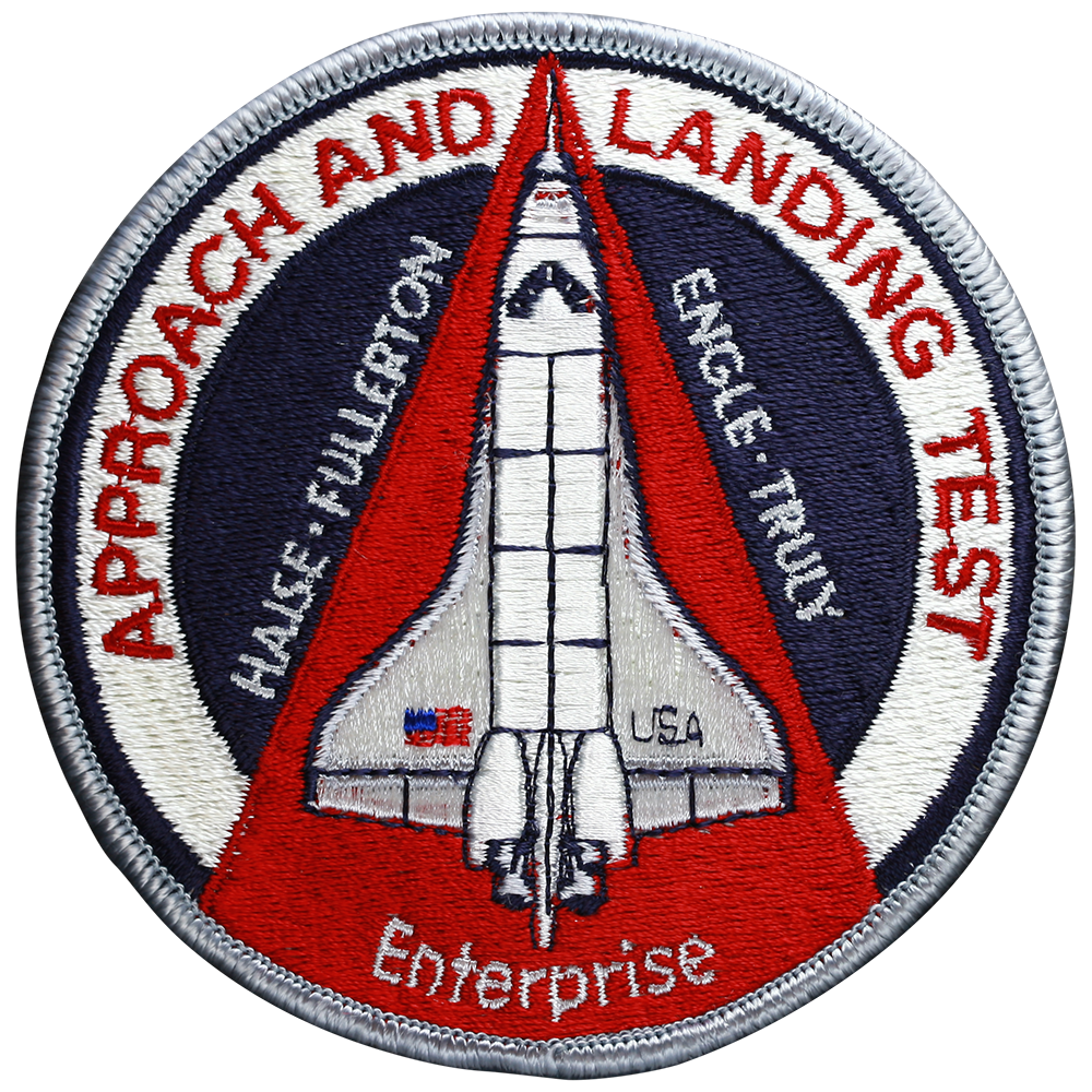 Approach and Landing Test - Space Patches