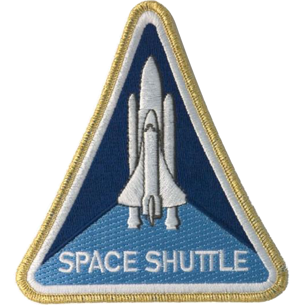 Shuttle Program - Space Patches