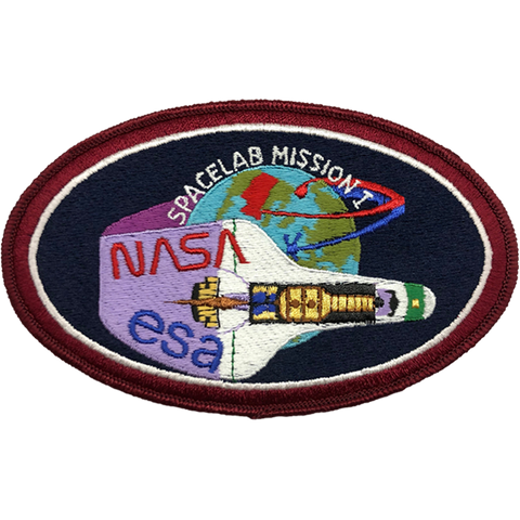 Spacelab Mission 1 ESA