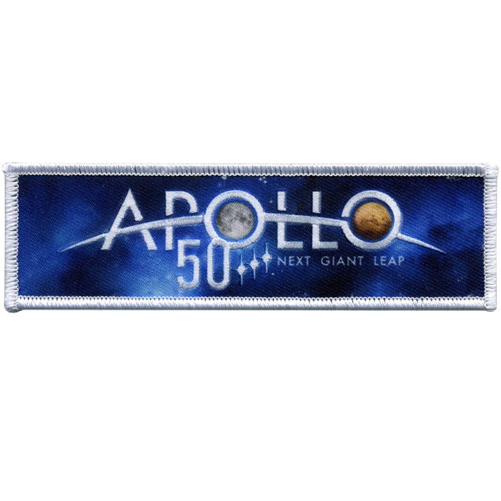 Apollo 11 — 50th Anniversary - Space Patches