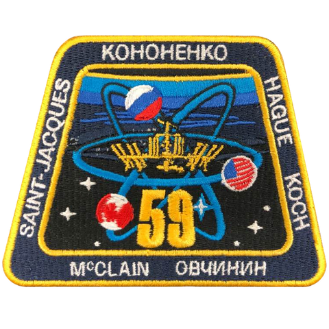 Expedition 59