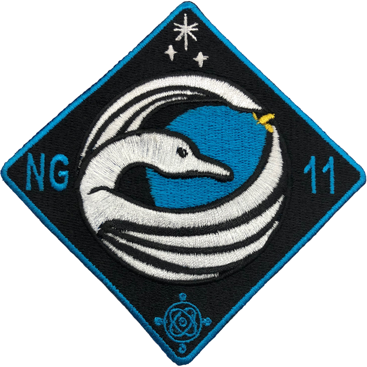 CRS NG-11 - Space Patches