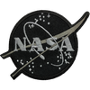 NASA Vector Subdued - Space Patches