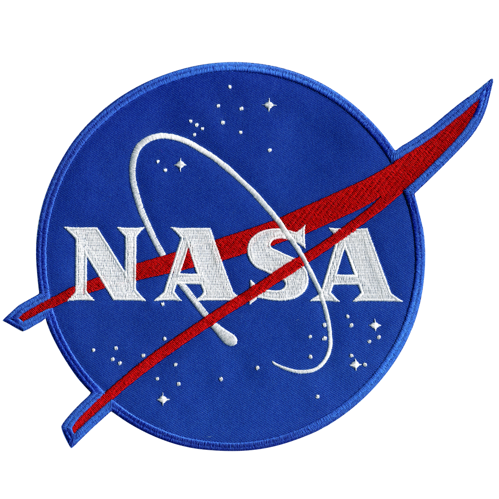 NASA Vector Back-Patch - Space Patches