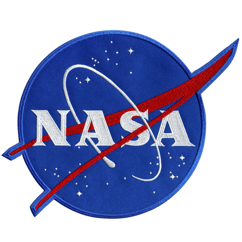 NASA Vector Back-Patch
