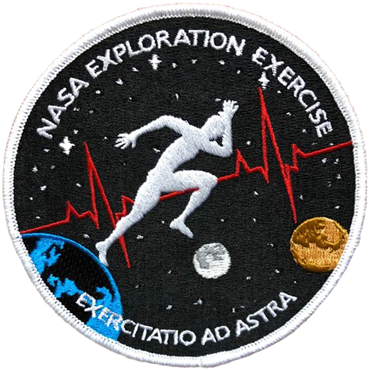 NASA Exploration Exercise - Space Patches