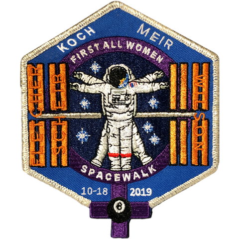 First All Women Space Walk Limited Edition
