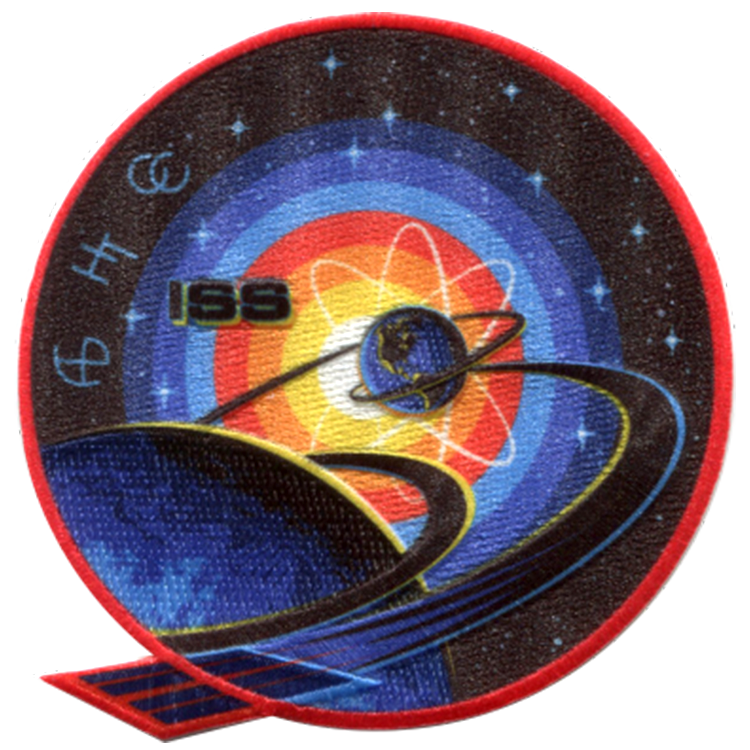 Expedition 63 (Original) - Space Patches