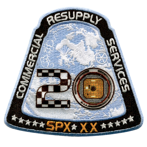CRS SpaceX 20