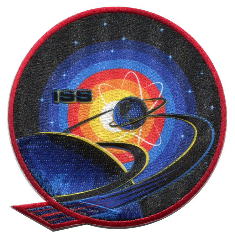 Expedition 63 - Space Patches