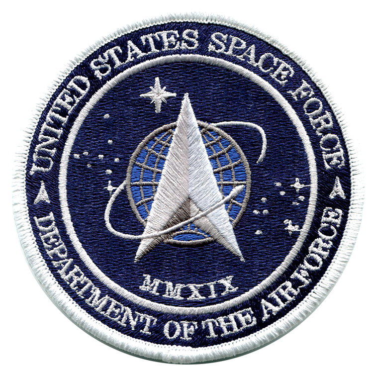 United States Space Force - Space Patches
