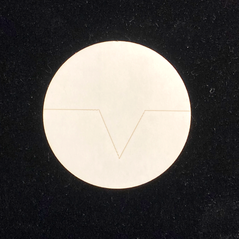 "Bernie's Emblem Bond™ 3"" circle"