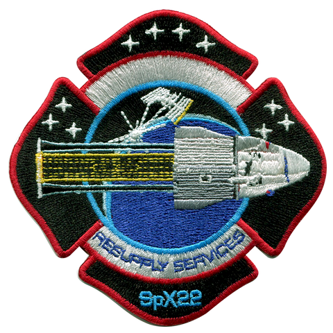 CRS SpaceX 22
