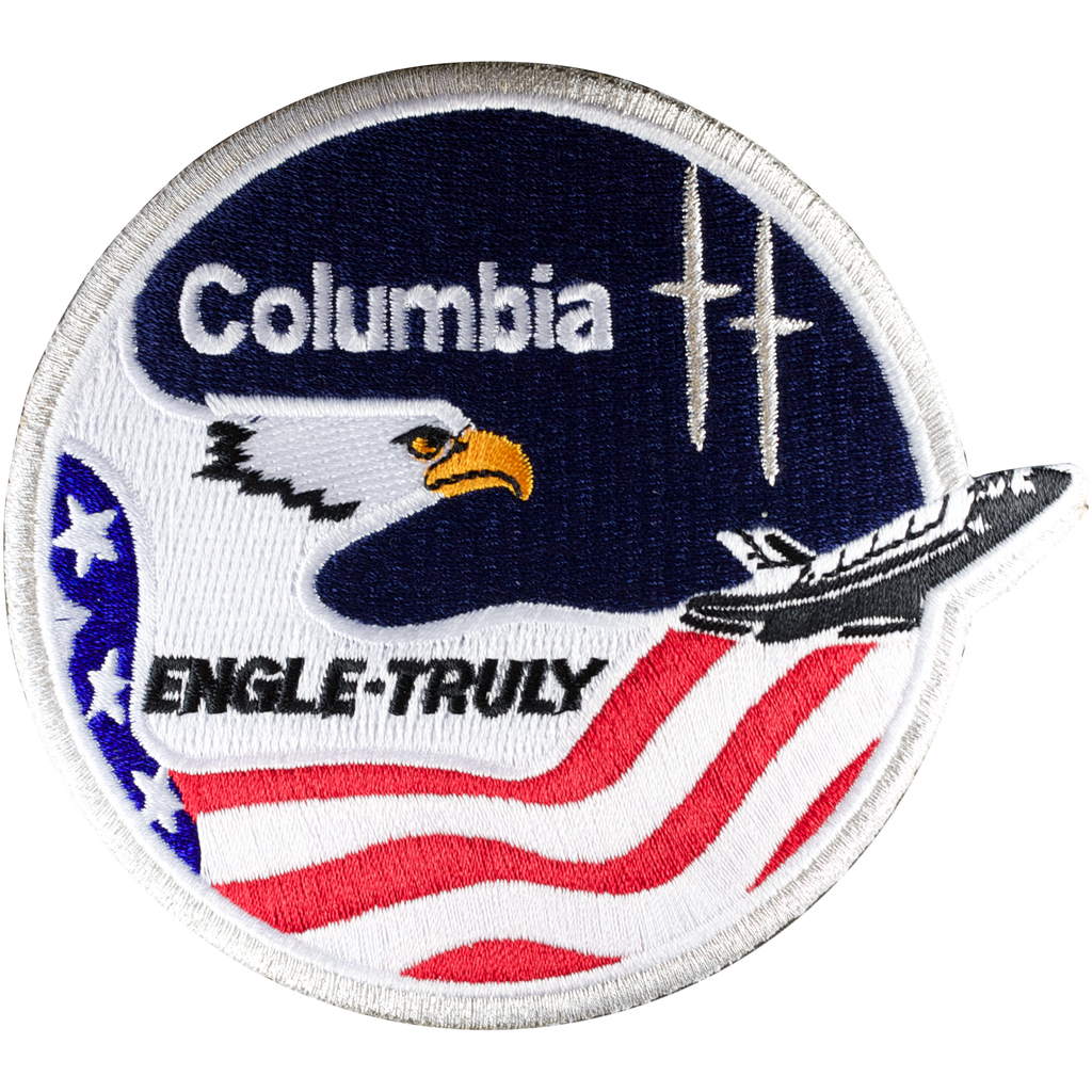 STS-2 - Space Patches