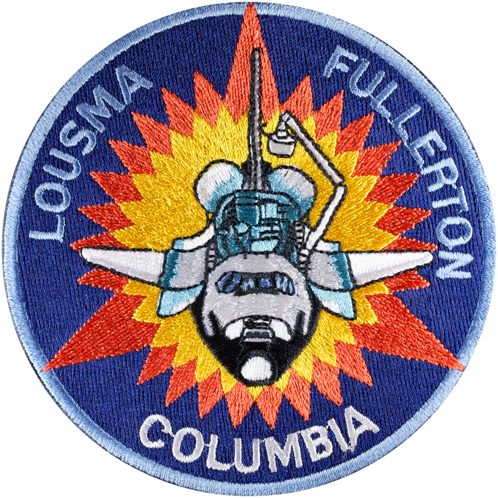 STS-3 - Space Patches
