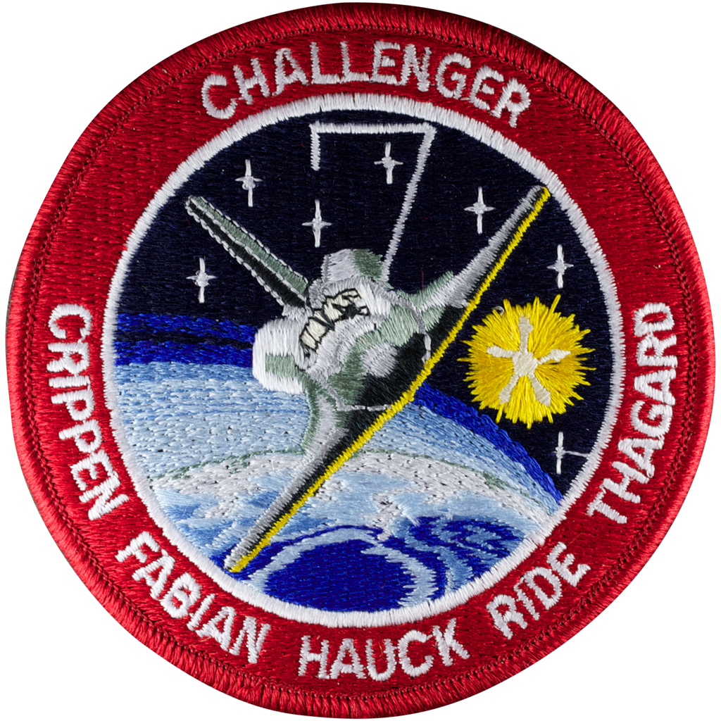 STS-7 - Space Patches