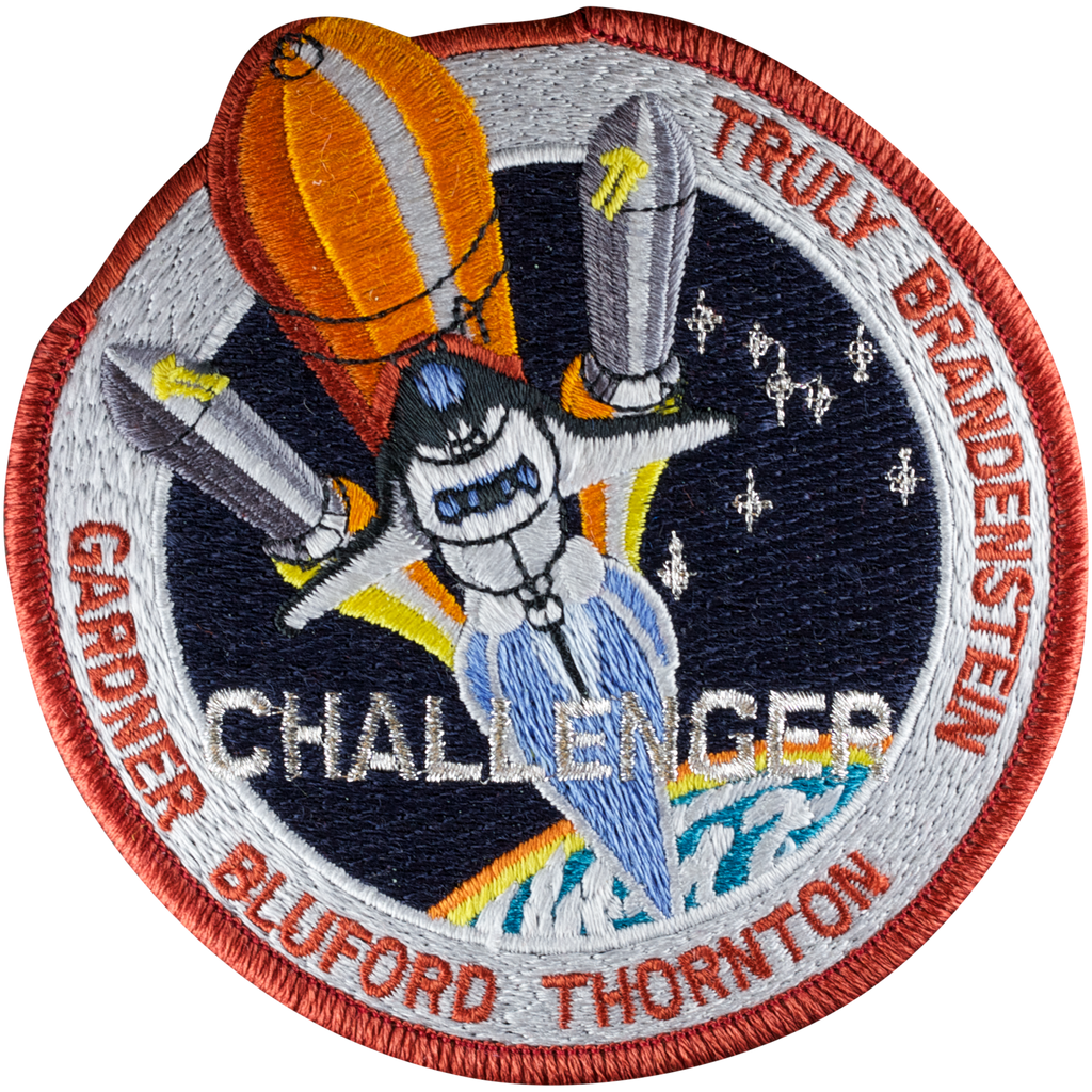 STS-8 - Space Patches