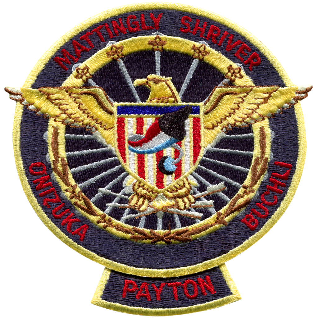 STS-51C – Space Patches