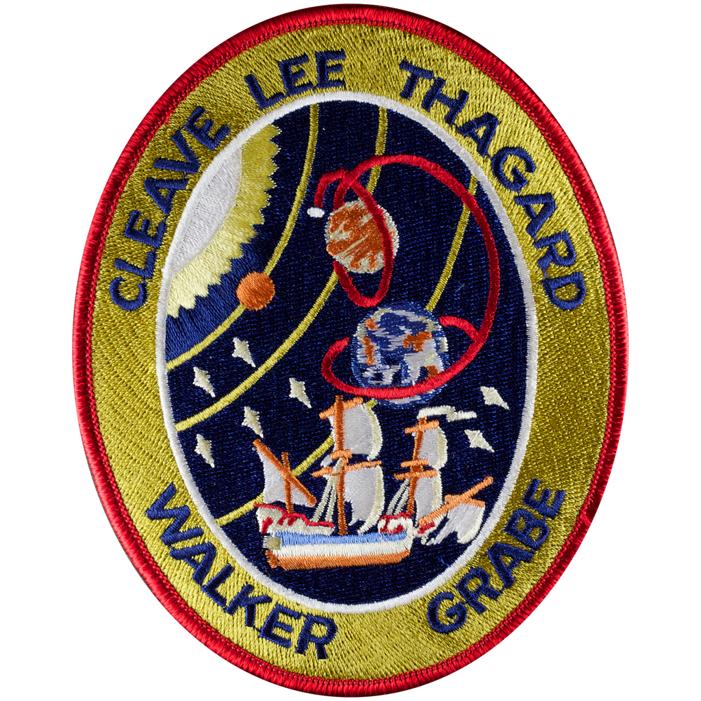 STS-30 - Space Patches