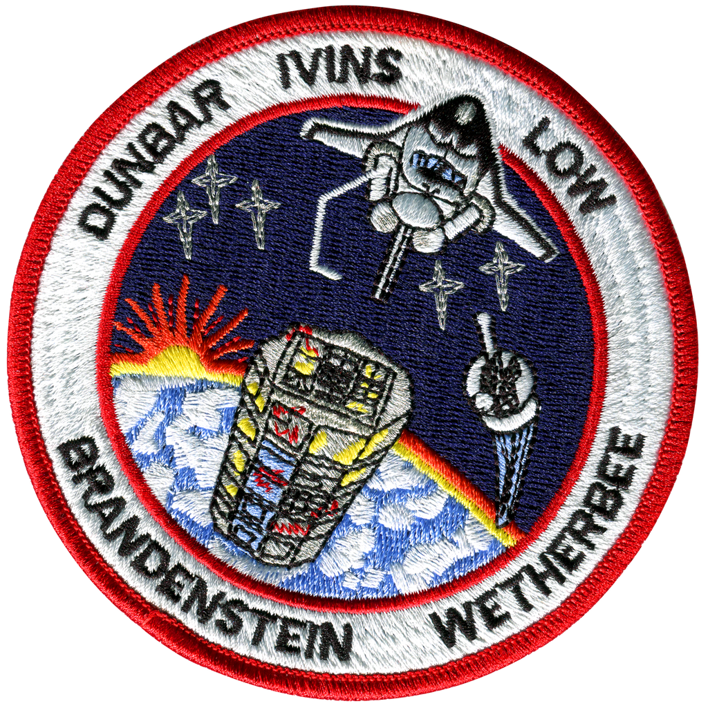 STS-32 - Space Patches