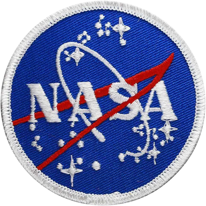 The NASA Meatball - Space Patches