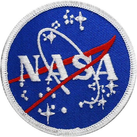 NASA Meatball w/Velcro