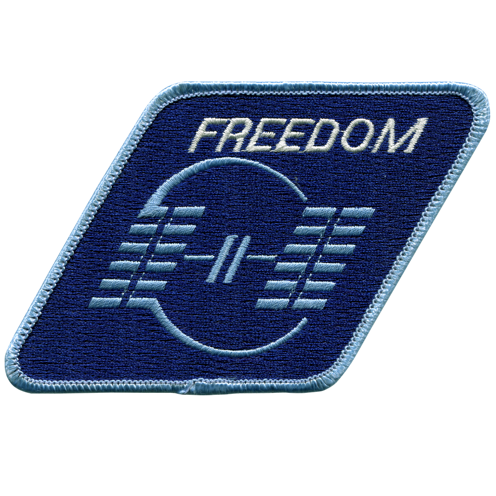 Freedom - Space Patches