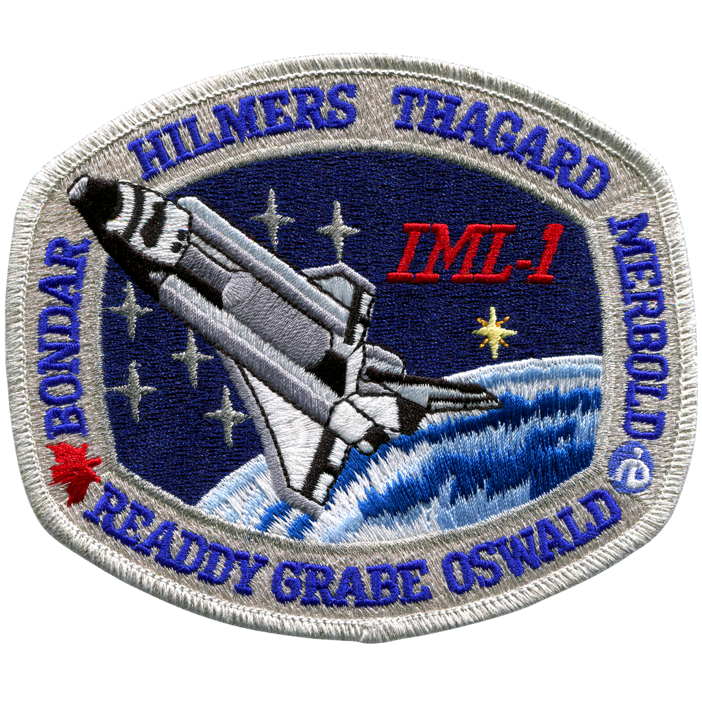STS-42 - Space Patches