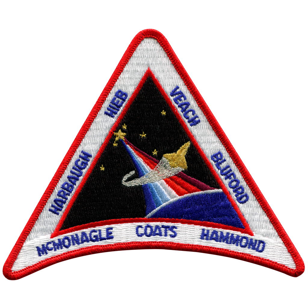 STS-39 - Space Patches