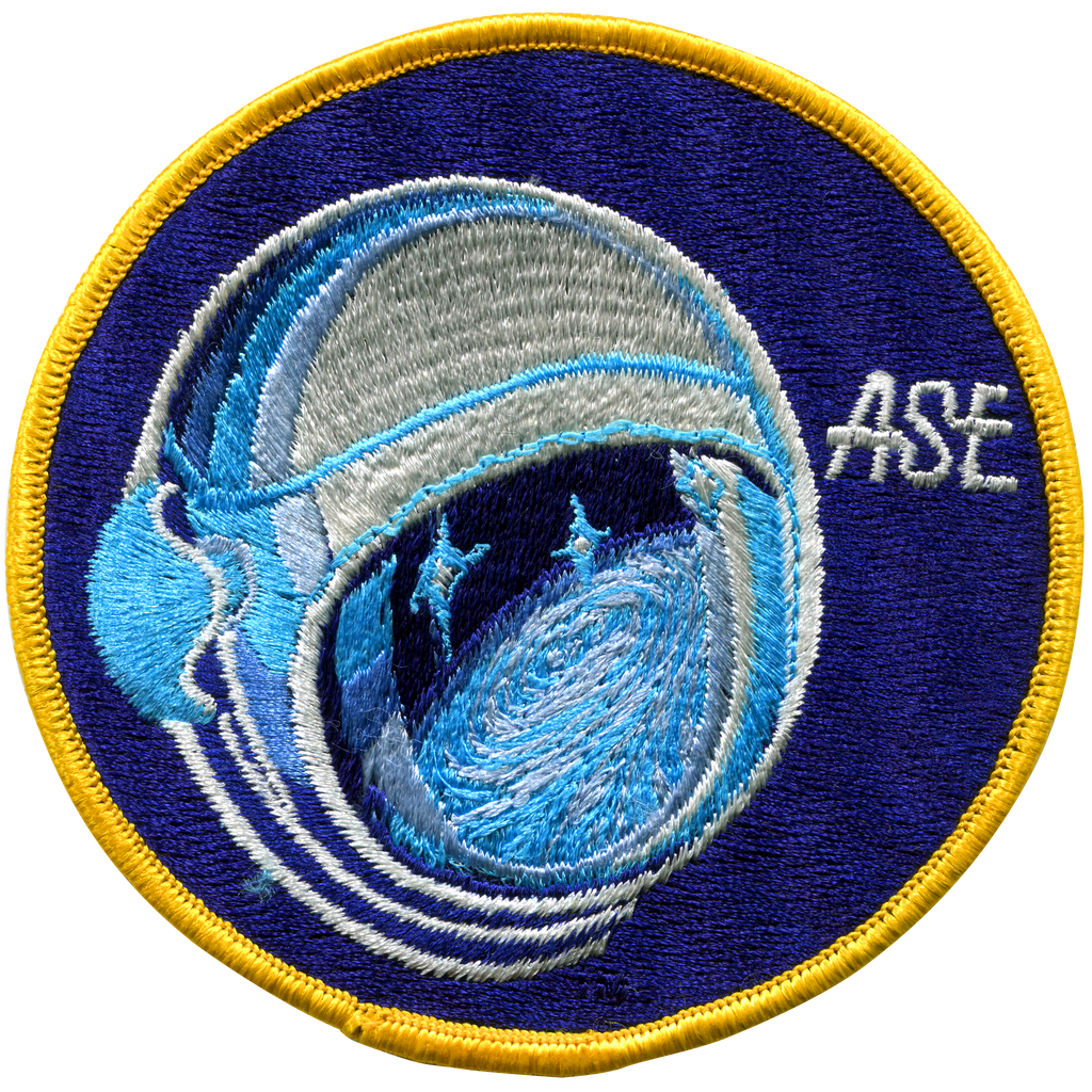 Association of Space Explorers (ASE) - Space Patches