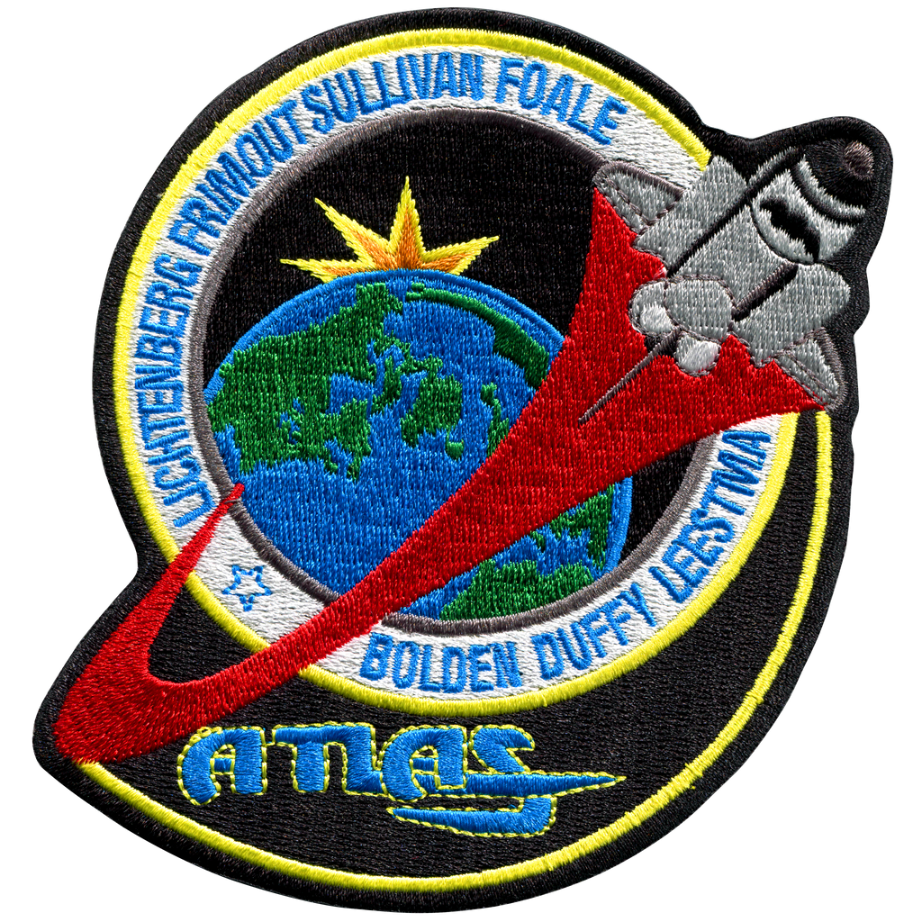 STS-45 - Space Patches