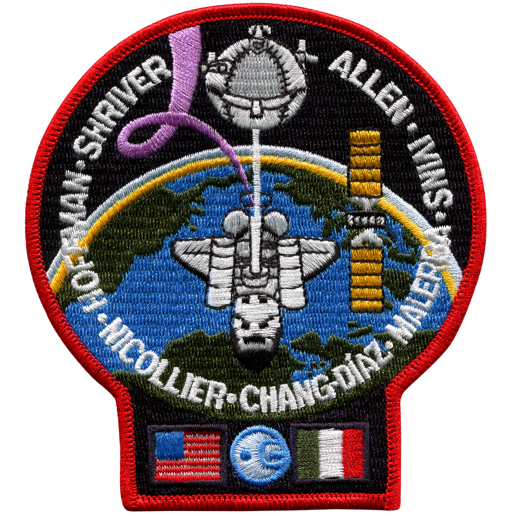 STS-46 - Space Patches