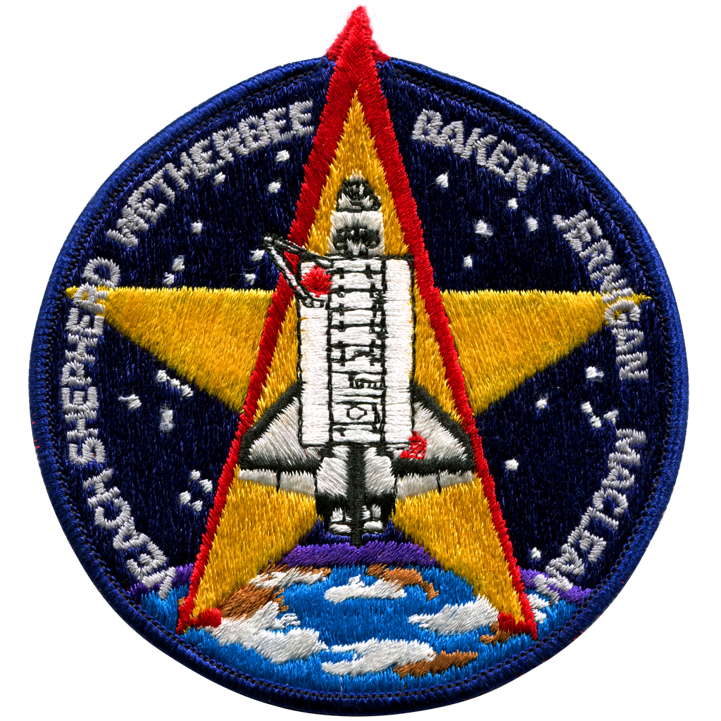 STS-52 - Space Patches