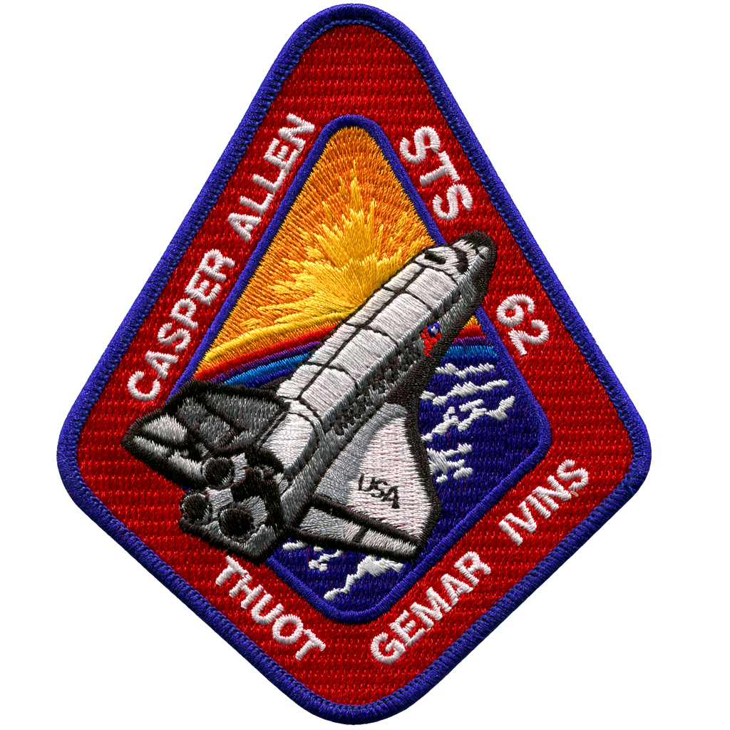 STS-62 - Space Patches