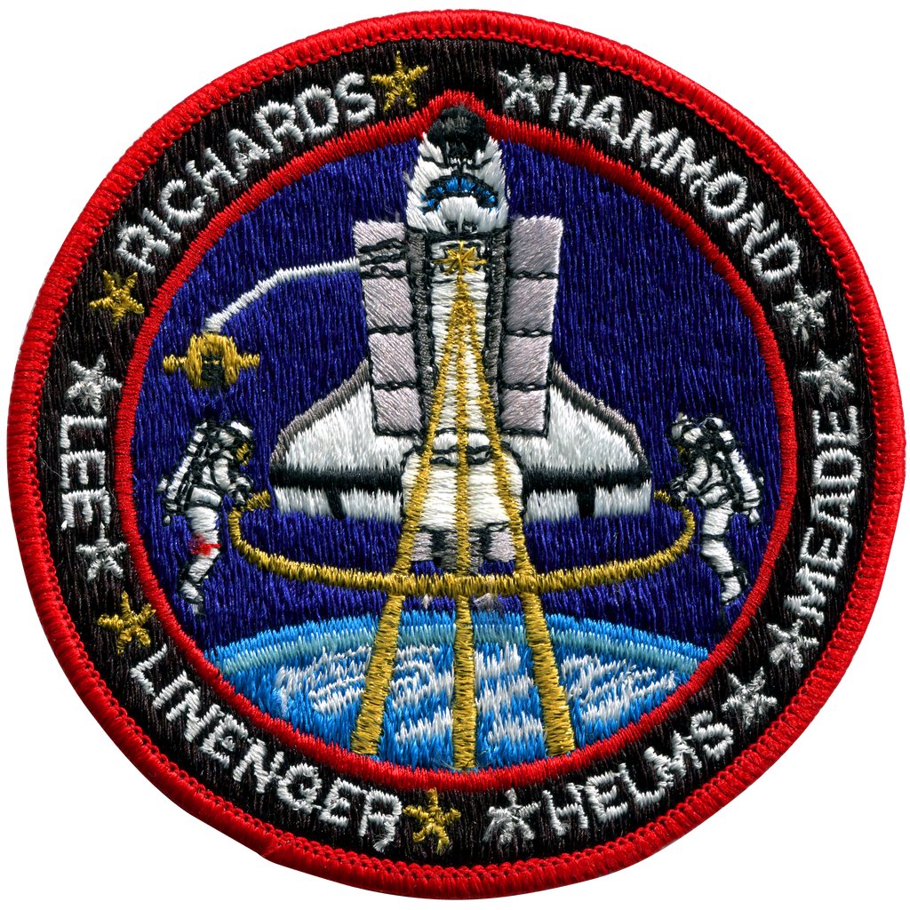 STS-64 - Space Patches
