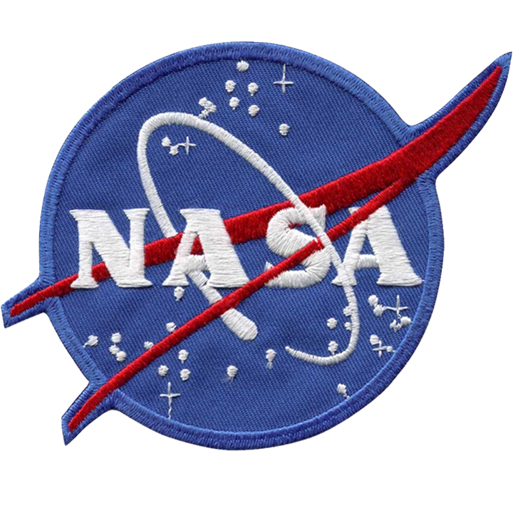 NASA Vector (Souvenir Size) - Space Patches