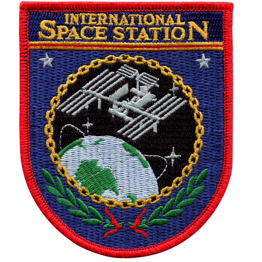 International Space Station - Space Patches