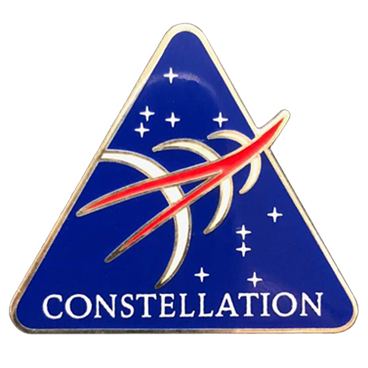 Constellation Pin - Space Patches