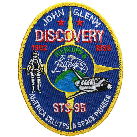 John Glenn Commemorative