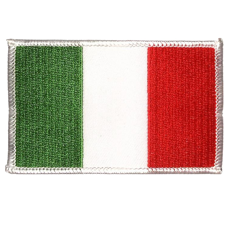 Italy Flag - Space Patches