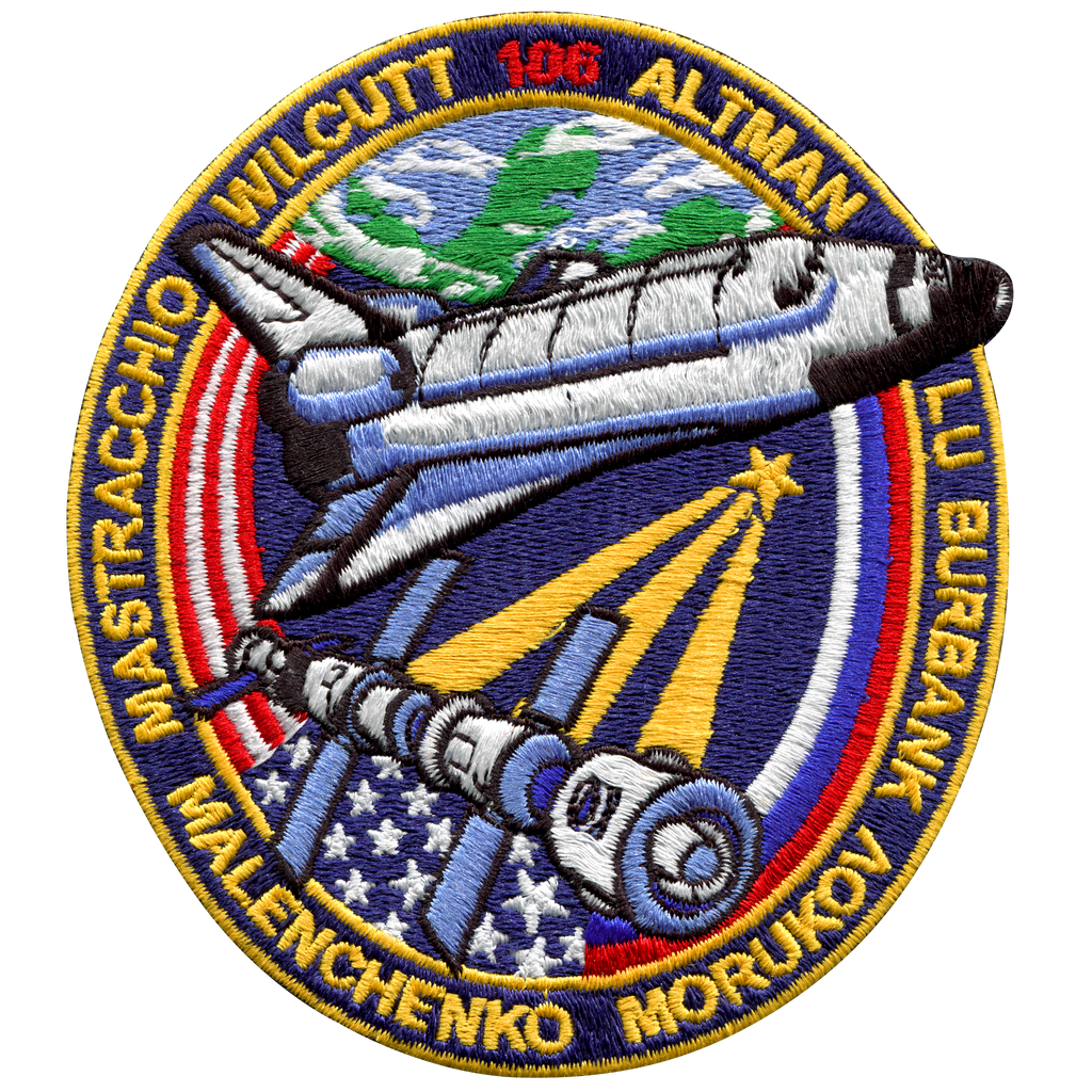 STS-106 - Space Patches